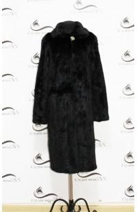 Черная норковая шуба новая 1053